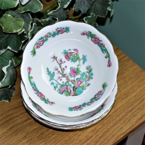 QUEEN CHARLOTTE PUDDING BOWL