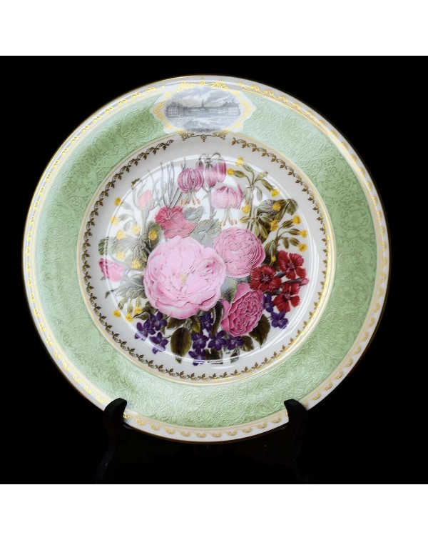 RHS 1996 CHELSEA PLATE EARTHLY PARADISE