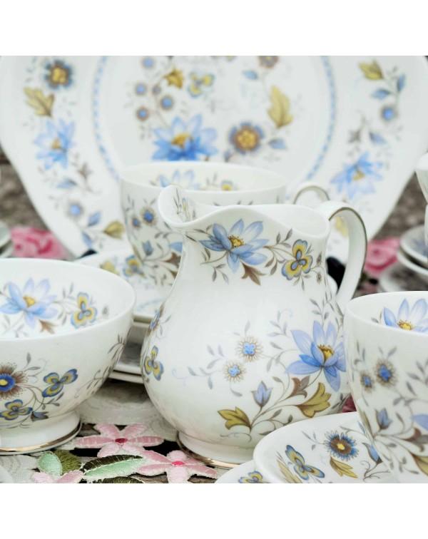 RIDGWAY MELISANDE TEA SET FOR 12
