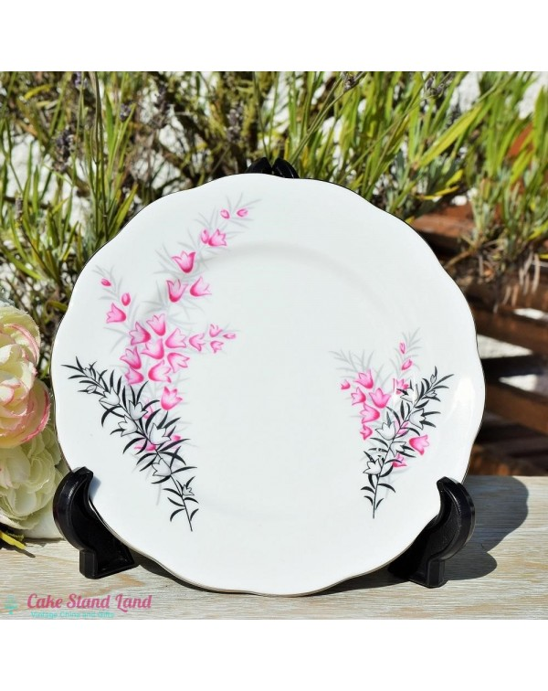 ROYAL ALBERT PIXIE PINK PLATE