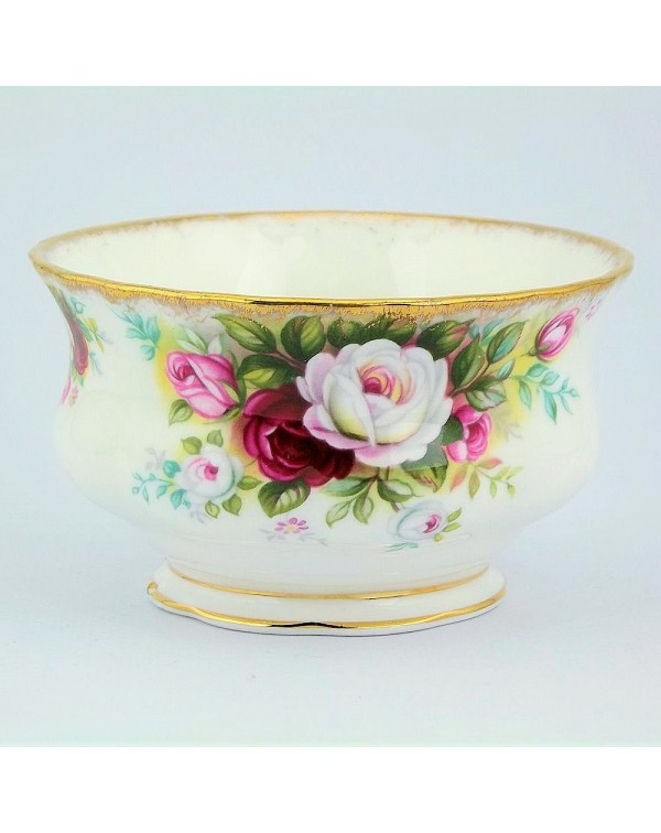 (OUT OF STOCK) ROYAL ALBERT CELEBRATION SUGAR BOWL