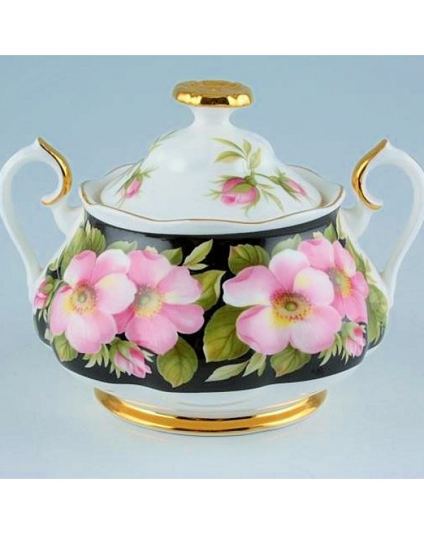 (OUT OF STOCK) ROYAL ALBERT PROVINCIAL FLOWERS SUG...