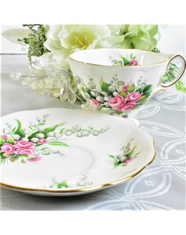 (COMING SOON) ROYAL ALBERT LILY OF THE VALLEY TEA ...