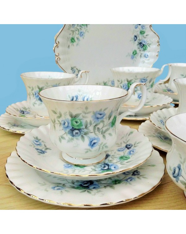 ROYAL ALBERT INSPIRATION TEA TRIO