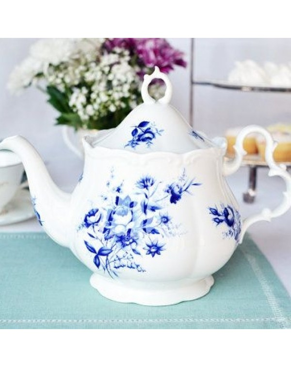 ROYAL ALBERT CONNOISSEUR TEAPOT