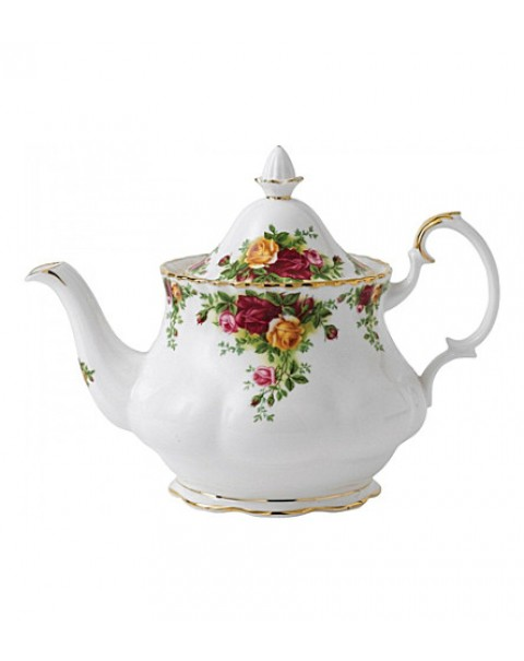 (OUT OF STOCK) OLD COUNTRY ROSES TEAPOT 1.5 PINTS
