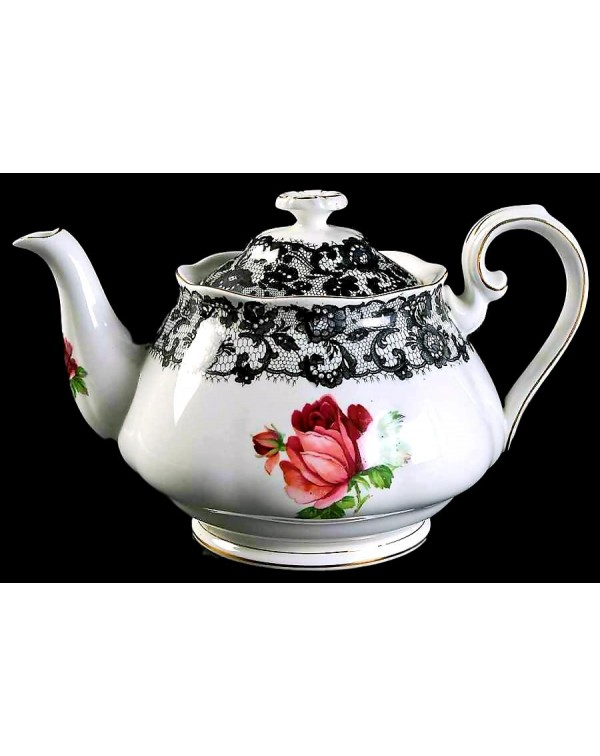 ROYAL ALBERT SENORITA TEAPOT