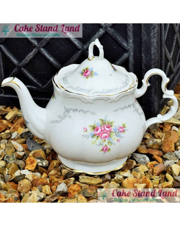 (OUT OF STOCK) ROYAL ALBERT TRANQUILITY TEAPOT