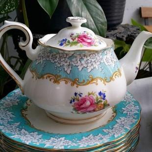 Royal Albert Enchantment Teapot Large