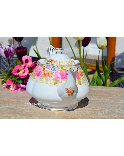 (OUT OF STOCK) ROYAL ALBERT SERENA SMALL TEAPOT