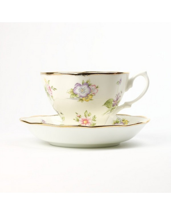 ROYAL ALBERT SPRING MEADOW DUO