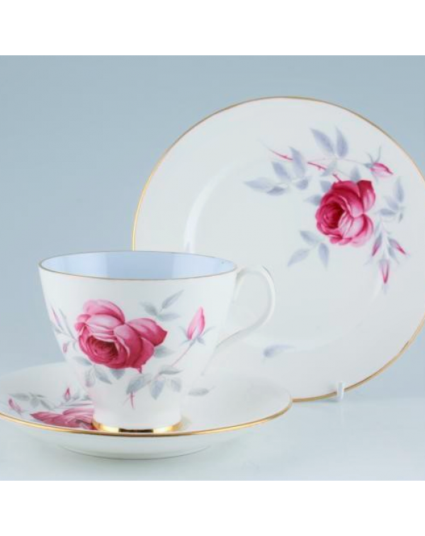 (OUT OF STOCK) ROYAL ALBERT CHARMAINE TEA TRIO