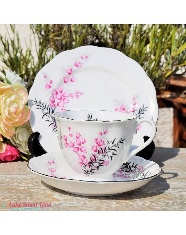 (OUT OF STOCK) ROYAL ALBERT PIXIE PINK TRIO