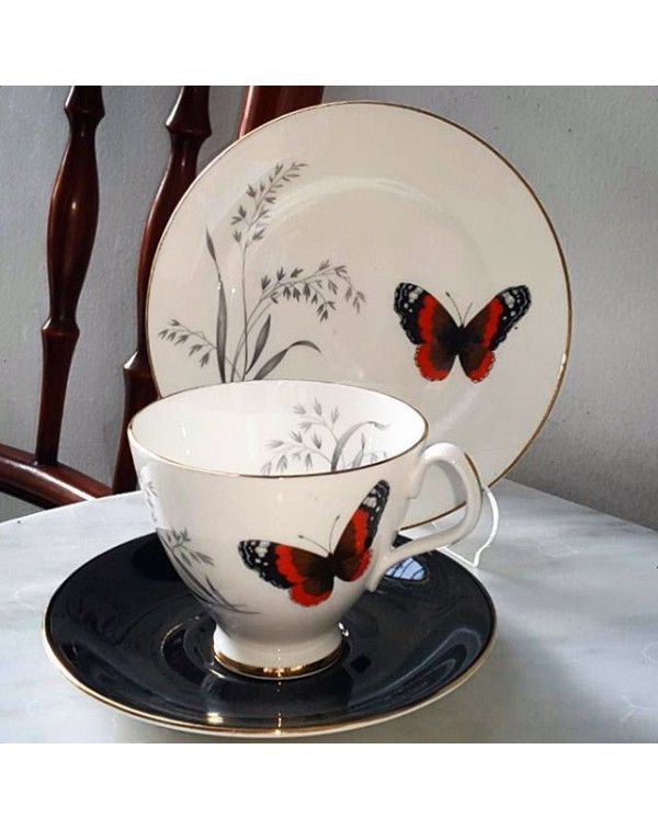ROYAL ALBERT MANDALY TEA TRIO