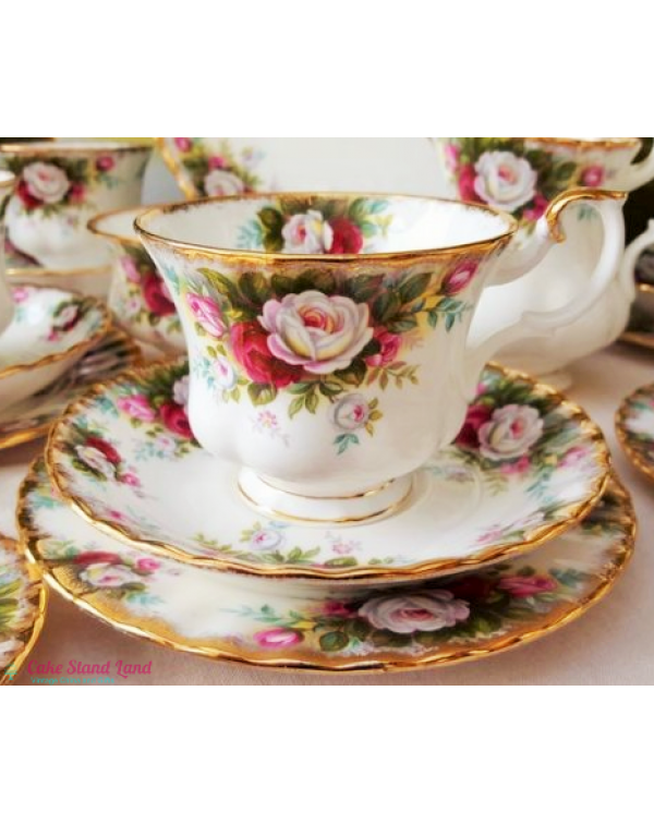 (OUT OF STOCK) ROYAL ALBERT CELEBRATION TRIO