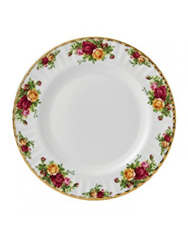 (OUT OF STOCK) OLD COUNTRY ROSES DINNER PLATE