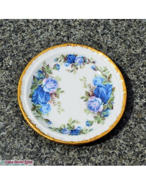 (OUT OF STOCK) ROYAL ALBERT MOONLIGHT ROSE PIN DISH