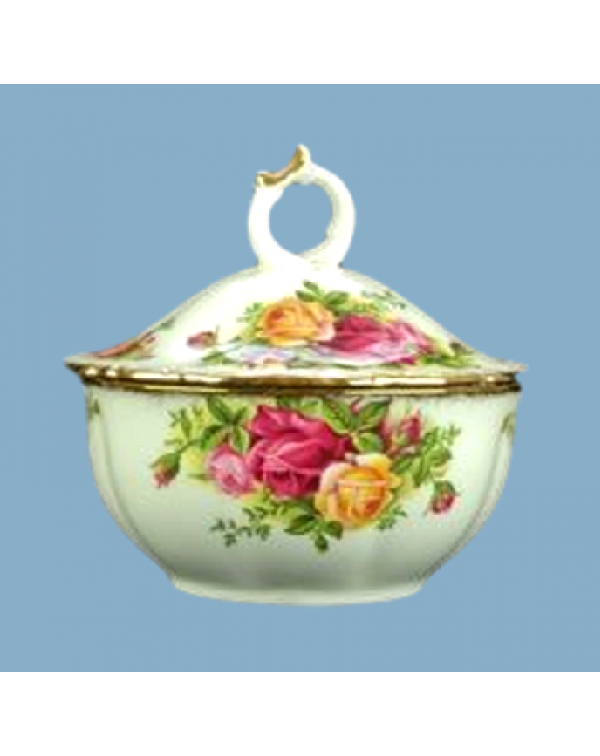 (OUT OF STOCK) OLD COUNTRY ROSES POWDER POT