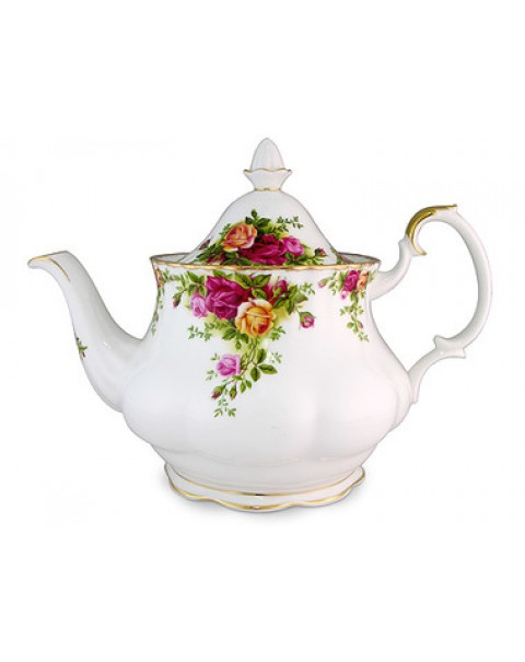 OLD COUNTRY ROSES TEA SET FOR EIGHT