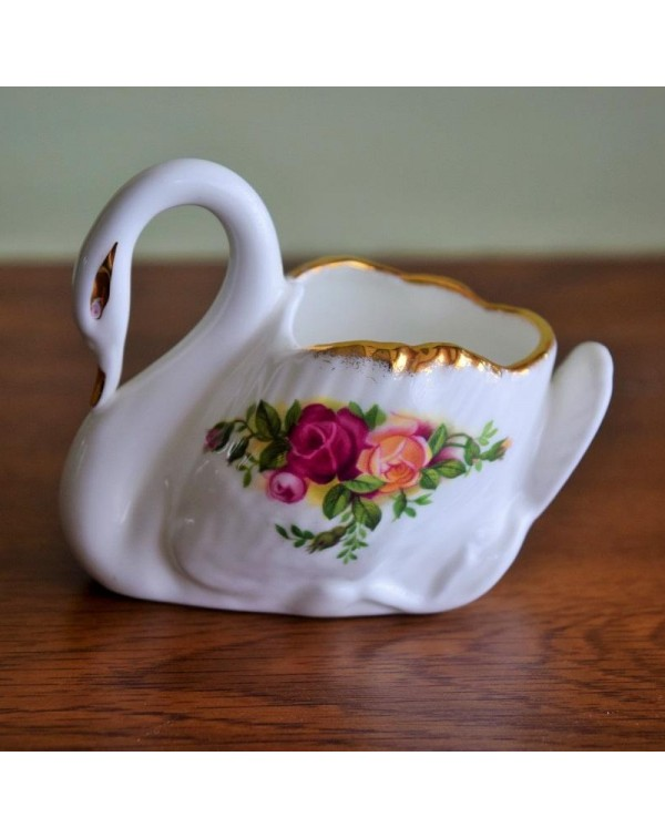 (OUT OF STOCK) OLD COUNTRY ROSES SWAN