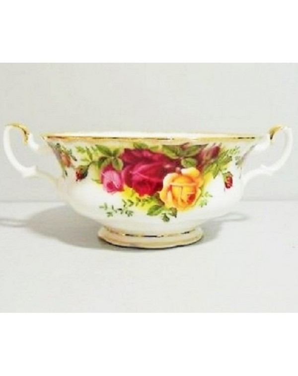 (OUT OF STOCK) ROYAL ALBERT OLD COUNTRY ROSES SOUP...