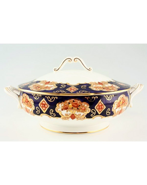 (OUT OF STOCK) ROYAL ALBERT HEIRLOOM TUREEN