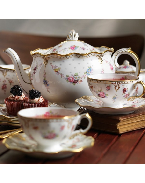 (OUT OF STOCK) ROYAL CROWN DERBY SUPERB ANTOINETTE...