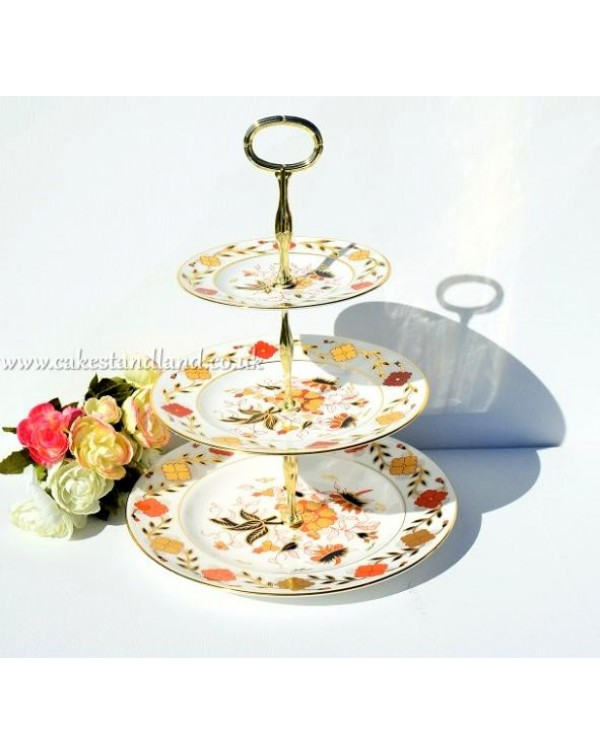 (OUT OF STOCK) ROYAL CROWN DERBY ASIAN ROSE