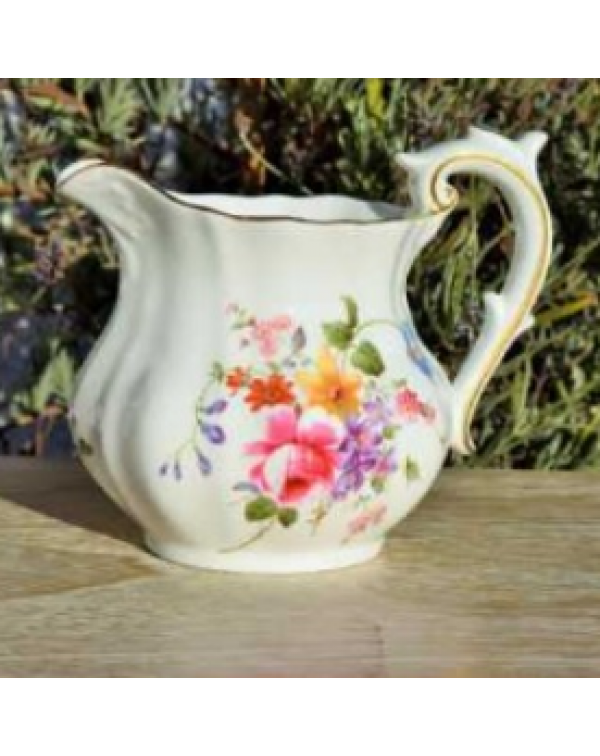 ROYAL CROWN DERBY POSIES LARGE JUG