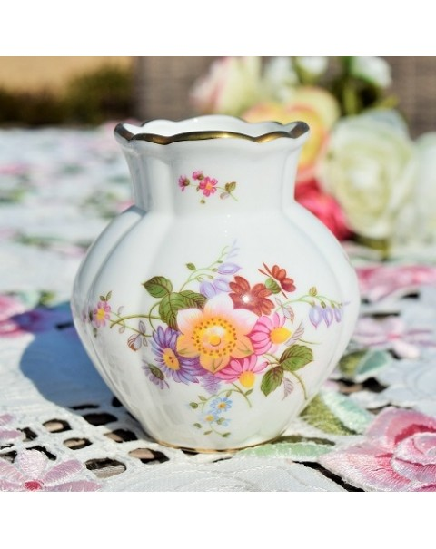 (OUT OF STOCK) ROYAL CROWN DERBY POSIES POT