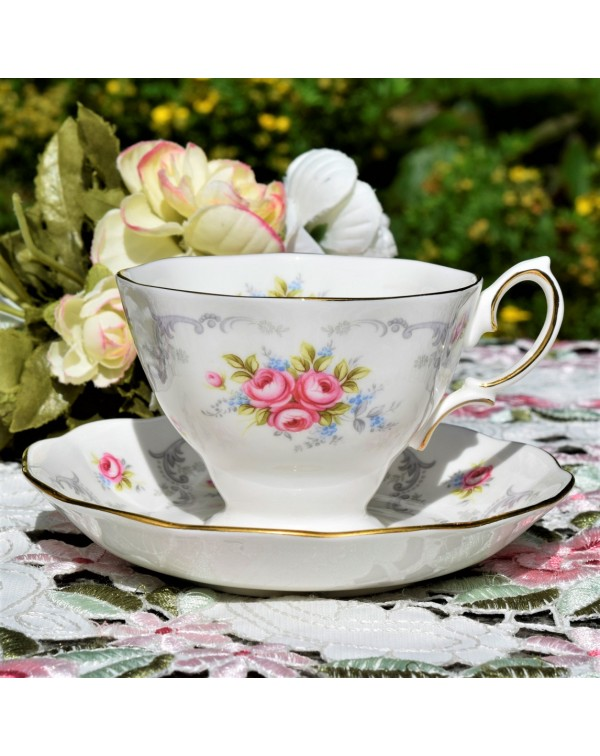 (SOLD) ROYAL KENT TRANQUILITY CUP & SAUCER