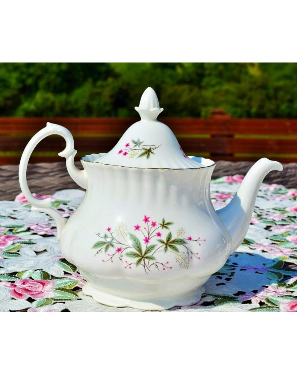 (OUT OF STOCK) ROYAL KENT SYLVIA TEAPOT