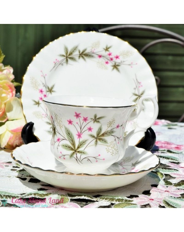 (OUT OF STOCK) ROYAL KENT SYLVIA TEA TRIO