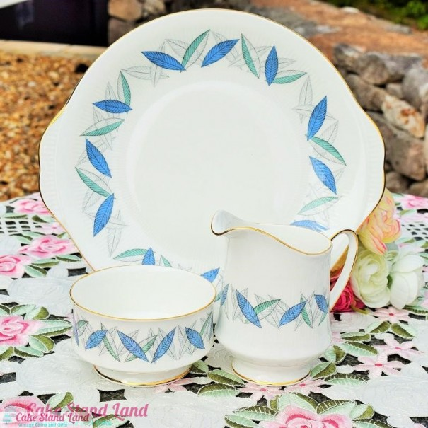 (OUT OF STOCK)ROYAL STANDARD TREND CAKE PLATE SET