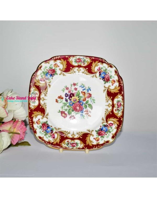 (SOLD) ROYAL STANDARD LADY FAYRE TEA PLATE