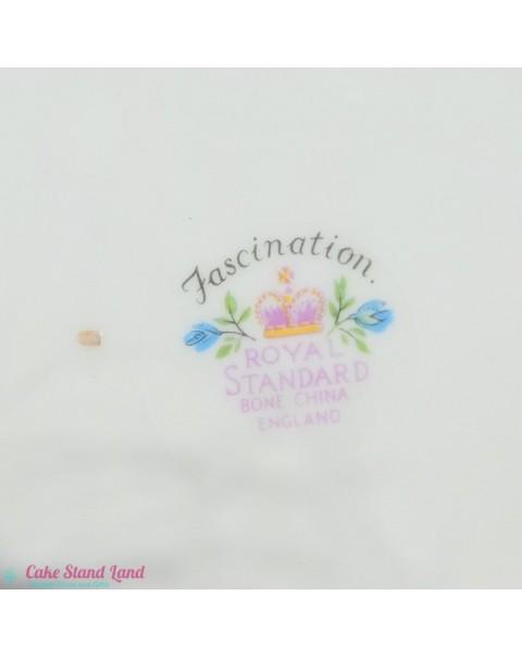 (SOLD) ROYAL STANDARD FASCINATION CAKE SET