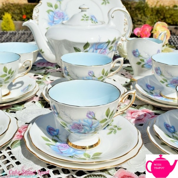 (OUT OF STOCK) ROYAL STANDARD FASCINATION TEA SET