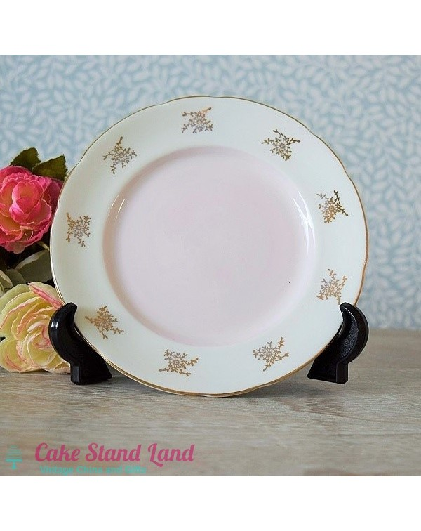 (OUT OF STOCK) ROYAL TRON TEA PLATE