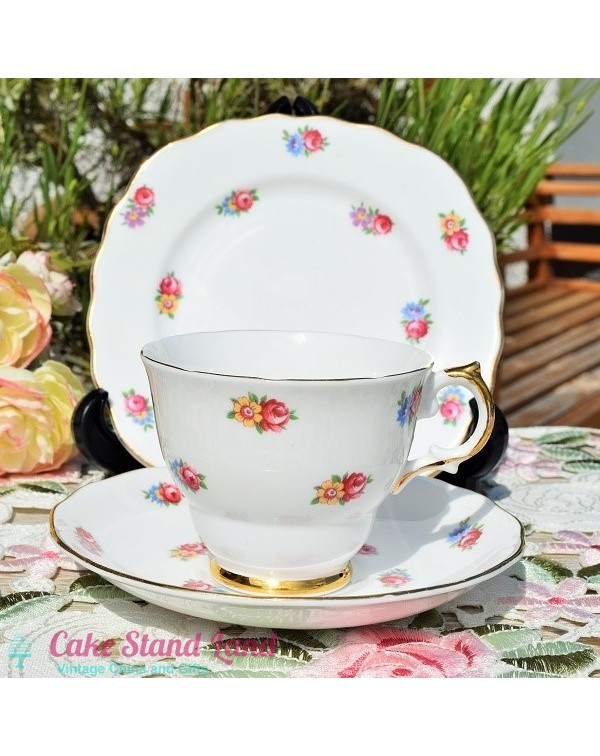(OUT OF STOCK) VALE DITYS ROSE TEA TRIO