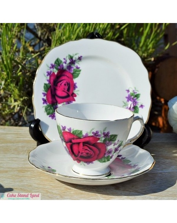 (OUT OF STOCK) ROYAL VALE TEA TRIO