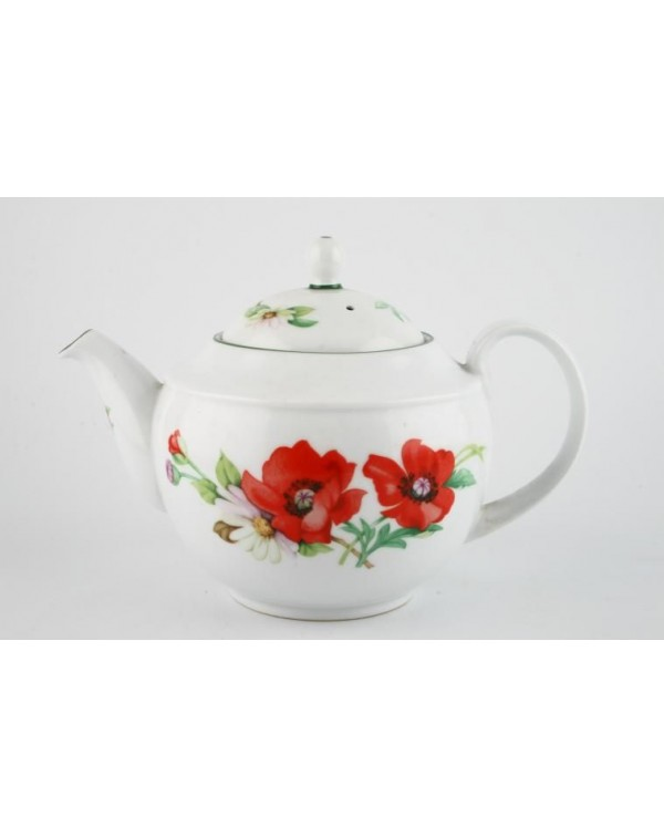 ROYAL WORCESTER POPPIES TEAPOT