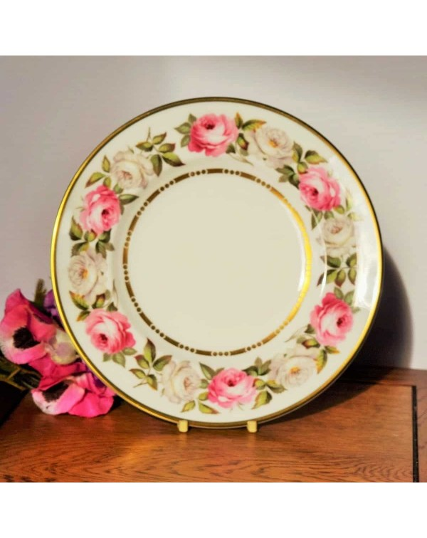 ROYAL WORCESTER ROYAL GARDEN SALAD PLATE