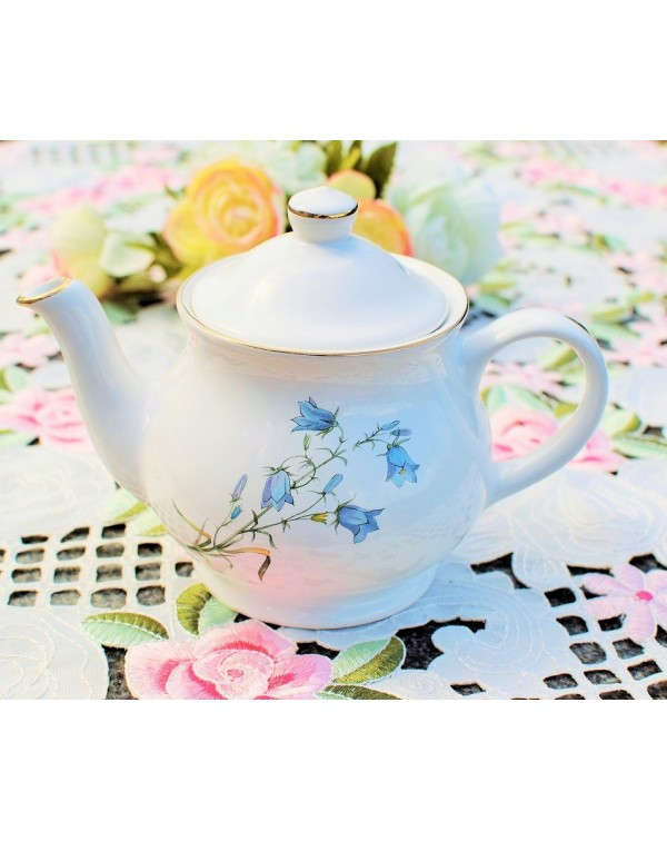(OUT OF STOCK) SADLER HAREBELL 2 CUP TEAPOT