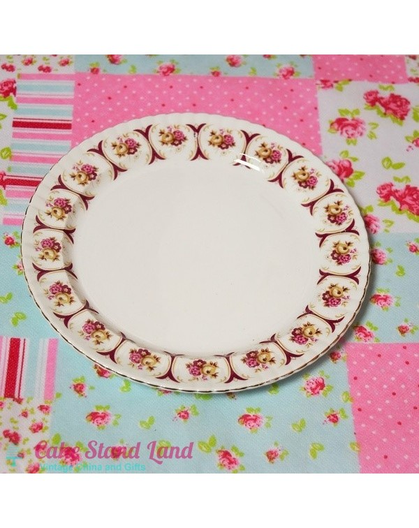 ASHLEY VINTAGE SALAD PLATE