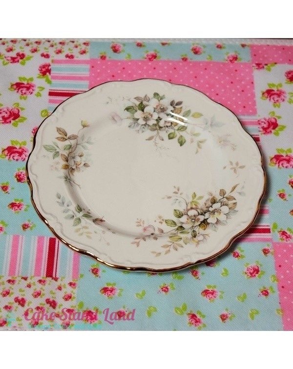 ROYAL ALBERT HAWORTH SALAD PLATE 21 cm