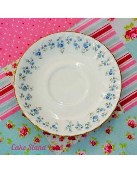 ROYAL ALBERT MEMORY LANE SAUCER