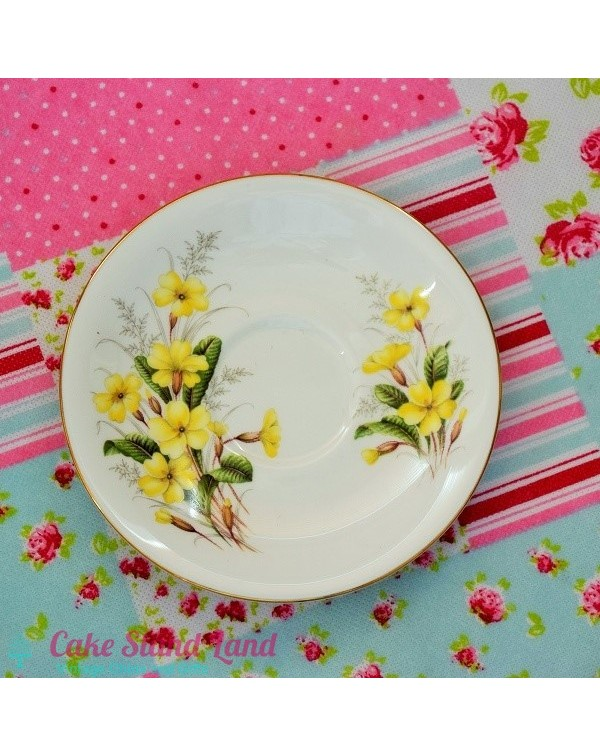 ROYAL ALBERT PRIMROSE SAUCER