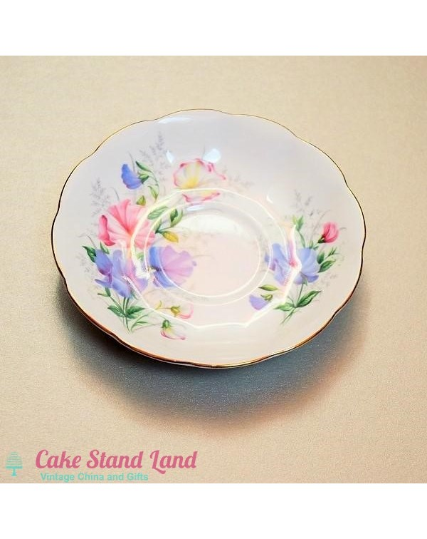 (OUT OF STOCK) Sweet Pea Saucer