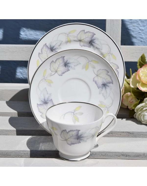 SHELLEY SYCAMORE TEA TRIO