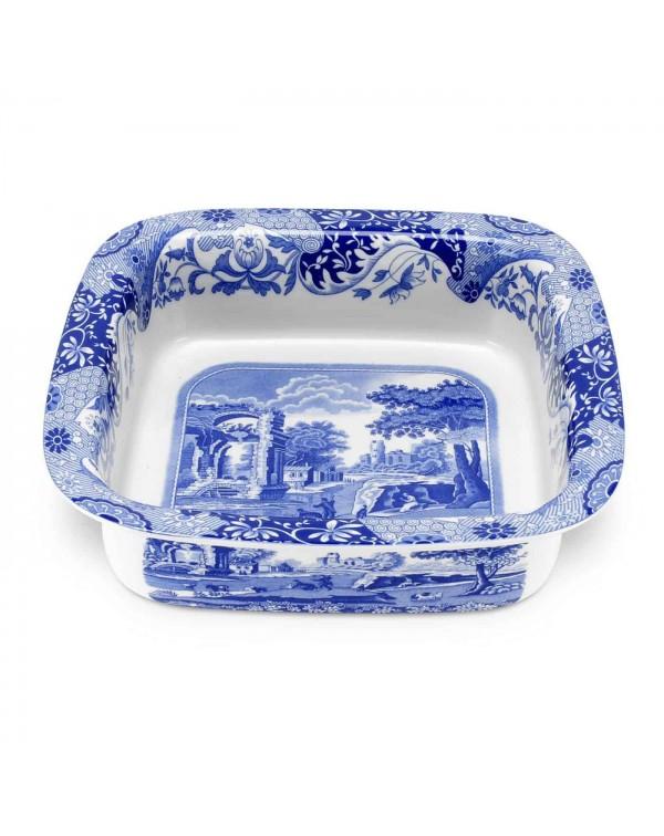(SOLD) SPODE BLUE ITALIAN OVEN DISH